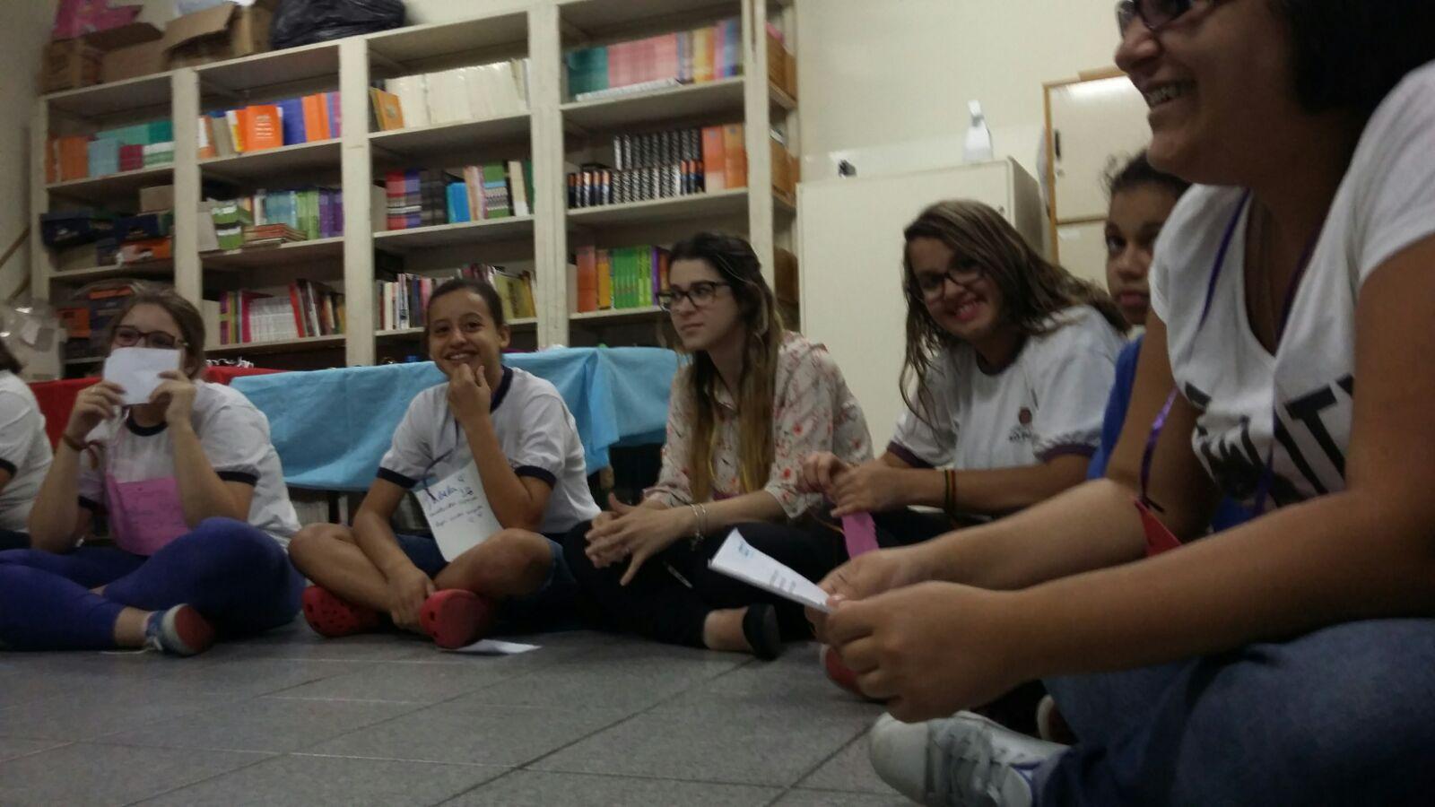OQ+ Workshop Escola Dr. Sumita