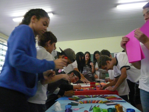 OQ+ Workshop Escola Dr. Sumita